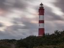 Amrumer Leuchtturm im Sturm
