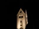 St. Clemens Kirche bei Nacht