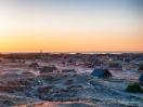 Sønderho bei Sonnenaufgang