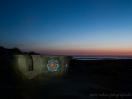 Bunker zur blauen Stunde 2